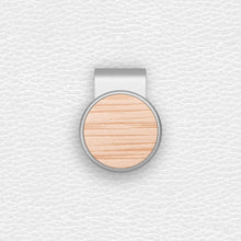 Load image into Gallery viewer, Stripe Pattern - Silver Clip - birdea golf ball marker