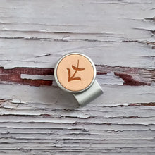 Load image into Gallery viewer, Sagittarius - Silver Clip - birdea golf ball marker