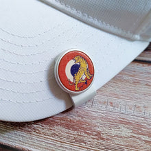 Load image into Gallery viewer, Tiger - Silver Clip - birdea golf ball marker