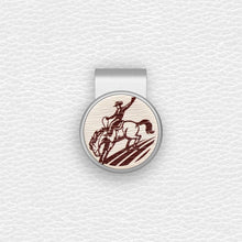 Load image into Gallery viewer, Cowboy - Silver Clip - birdea golf ball marker