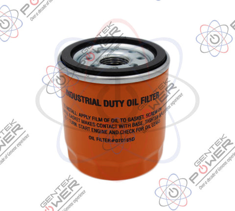 Generac 070185BS/070185DS Oil Filter For Air Cooled Home Standby & Portable