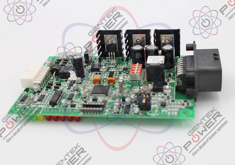 Generac 0F4245A/0F4245E/0F4245ESRV 1800 RPM Controller PCB For Liquid Cooled