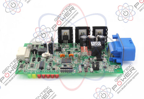 Generac 0F4245B/0F4245F/0F4245FSRV 3600 RPM Controller PCB For Liquid Cooled