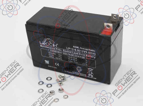 Generac 0G9449 12V Sealed Battery For Portable Generators