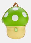 Mitzi the Mushroom Backpack Green