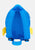 Reggie the Rocket Backpack Blue
