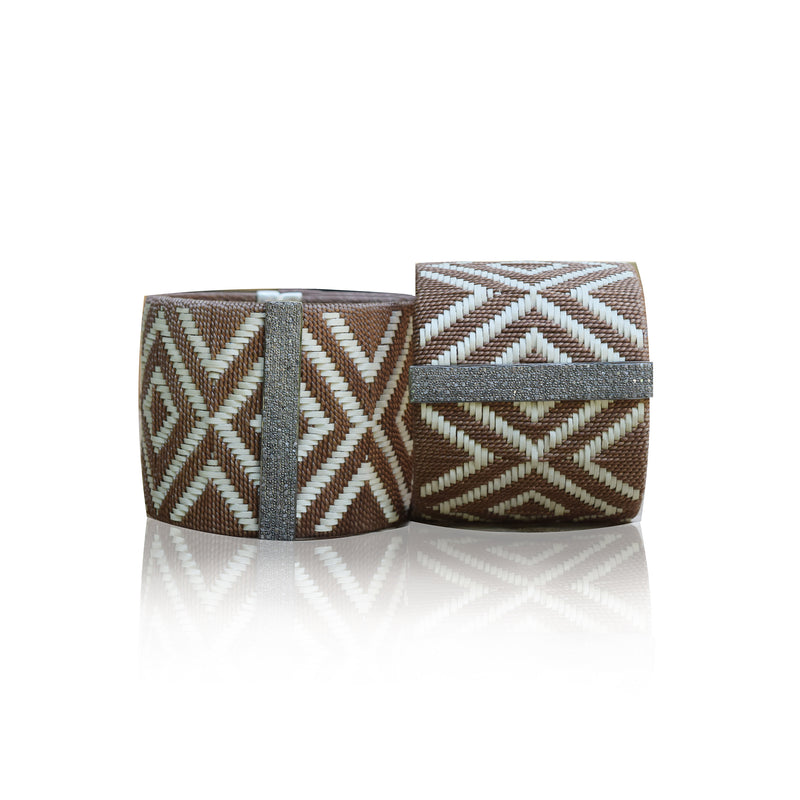 Large Woven Cuff