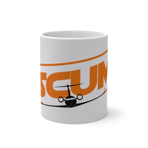 Regional Scum Color Changing Mug
