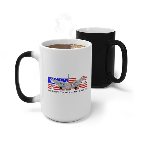 RTAG Color Changing Mug