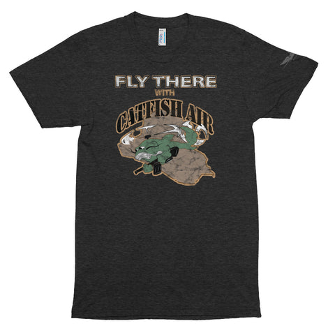 Fly There with Catfish Air - Premium