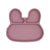 We Might Be Tiny Stickie Plate Bunny - Dusty Rose