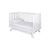 Grotime Retro 4-in-1 Cot - White (Available to Order)