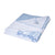 Little Bonbon Cot Blanket 150cm x 100cm - Up, Up And Away Blue/White