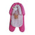 Babyhood 2 in 1 Head Support - Hot Pink & Pink
