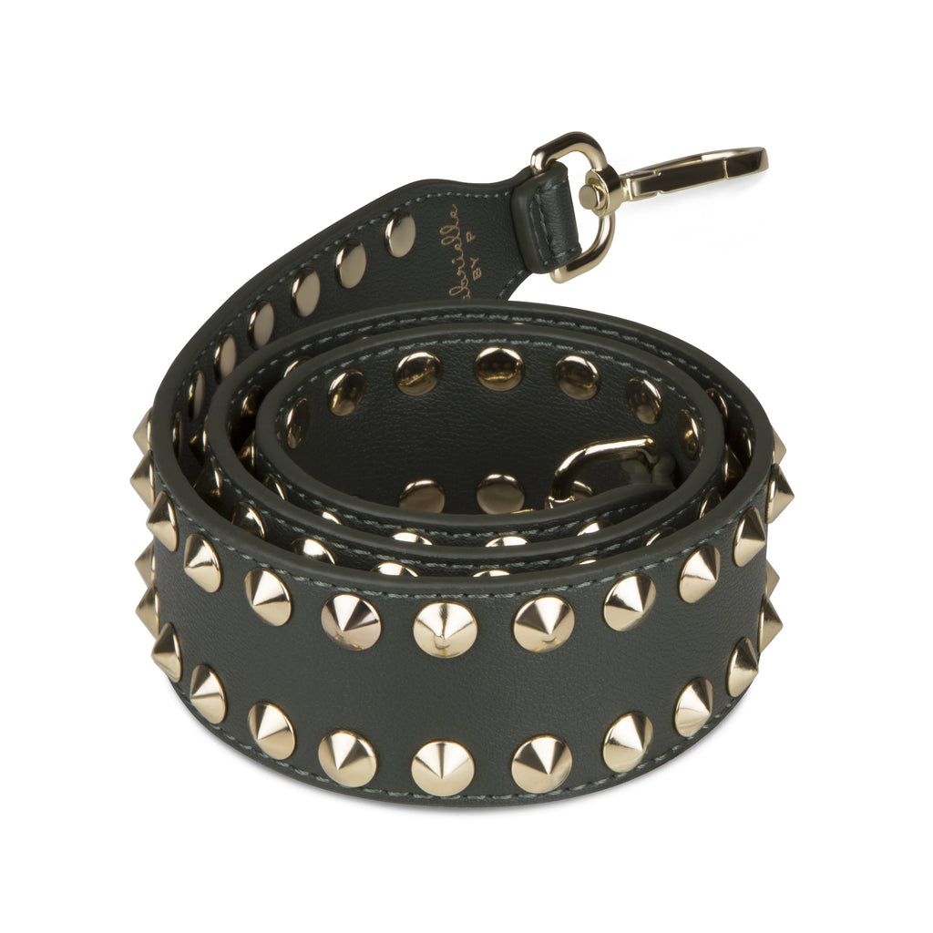 "Double Stud Bag Strap ""Regular Length"""