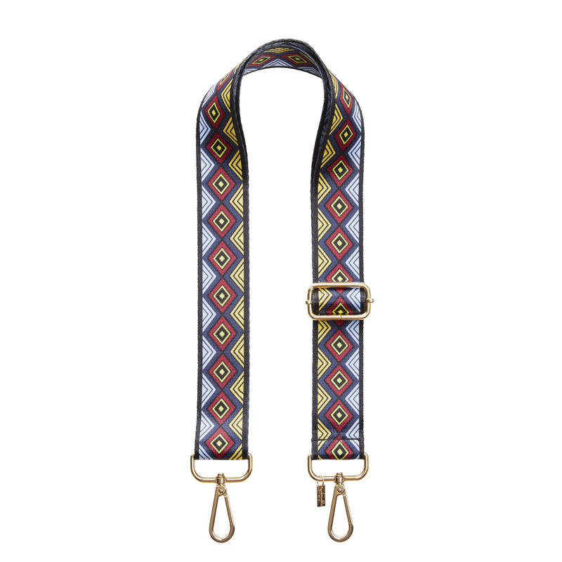 Adjustable Wavy Woven Strap