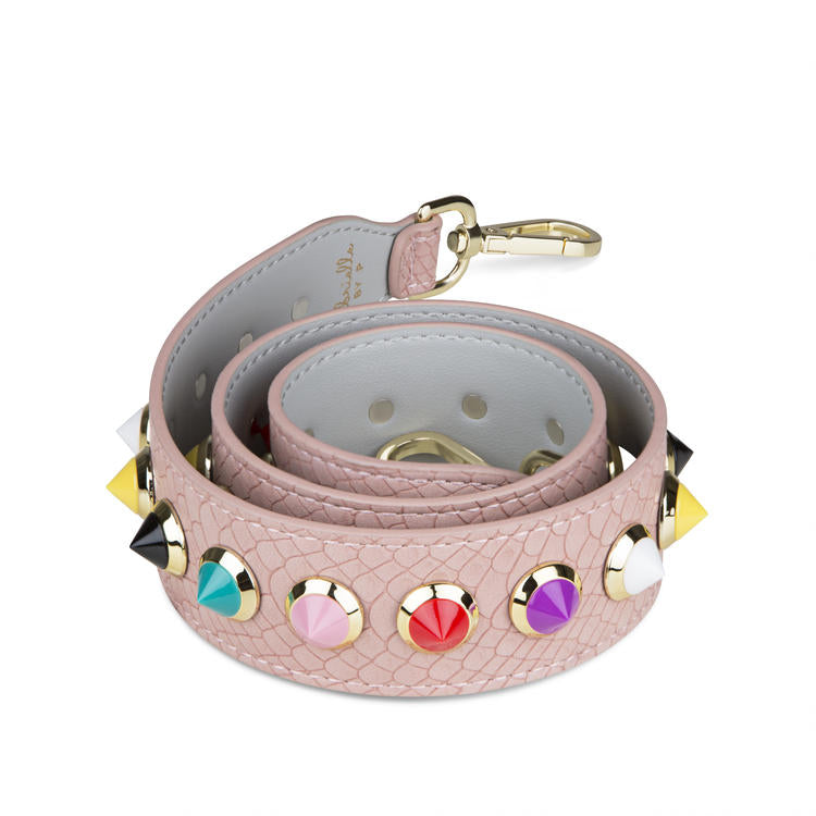 "Colorful Bag Strap ""Long Length"" - Gabriellebyp"