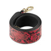 "Snakeskin Bag Strap ""Long Length"" - Gabriellebyp"