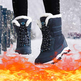 The Outback Series - Women's Waterproof Thermal Winter Boots