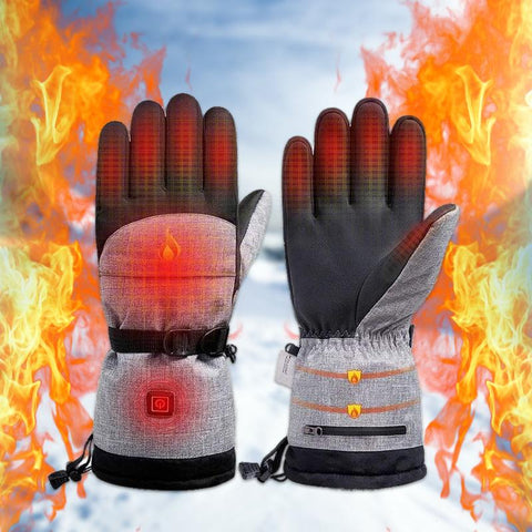 Adventure Series - Waterproof Heated Gloves