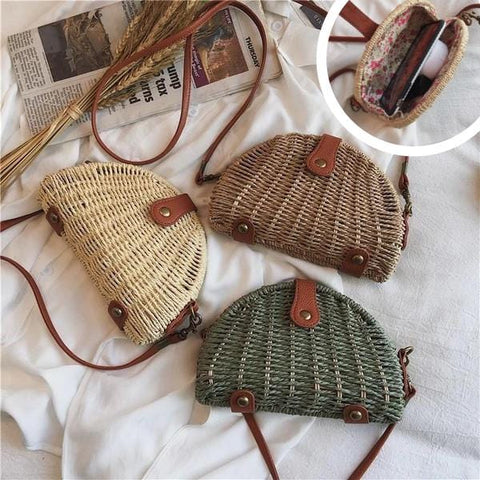 The Kapuri Handwoven Crossbody