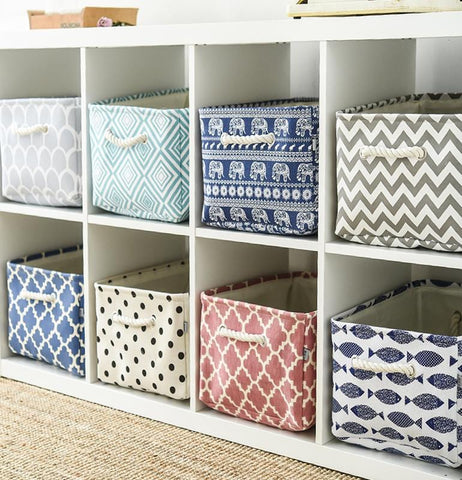 The Nalla Collection - Designer Storage Bins