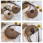 The Prattan Handwoven Crossbody
