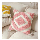 Remi Tasseled Throw Pillow Covers