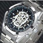 Skull Work Automatic Watches