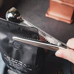 Coffee Claw - Coffee Scoop and Clip Set