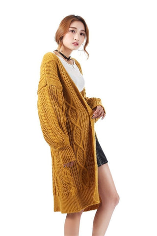 The Valiray Oversized Cardigan