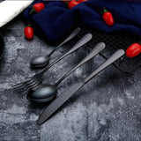 The Kenison Collection - 4 Piece Flatware Set
