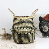 Kiera Hand-Woven Wicker Baskets