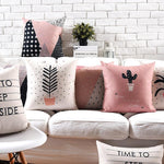 Femi Throw Pillow Covers
