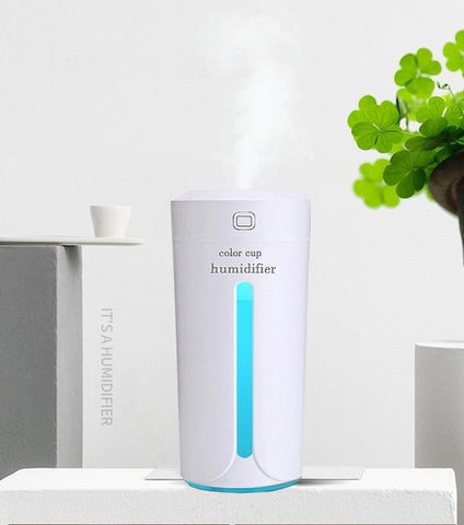 Humo Compact Humidifier / Static Electricity Reducer