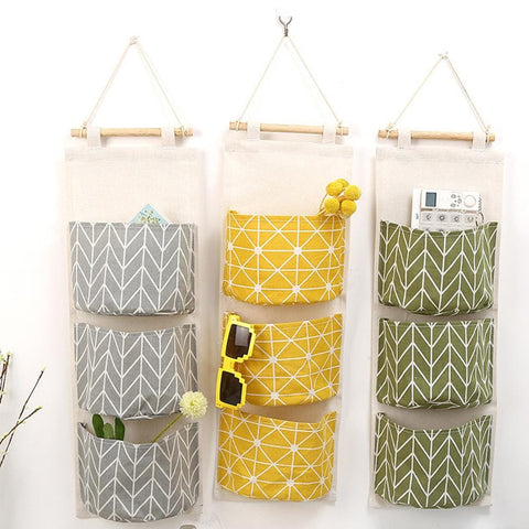 The Kiovi Collection - Designer Hanging Organizers
