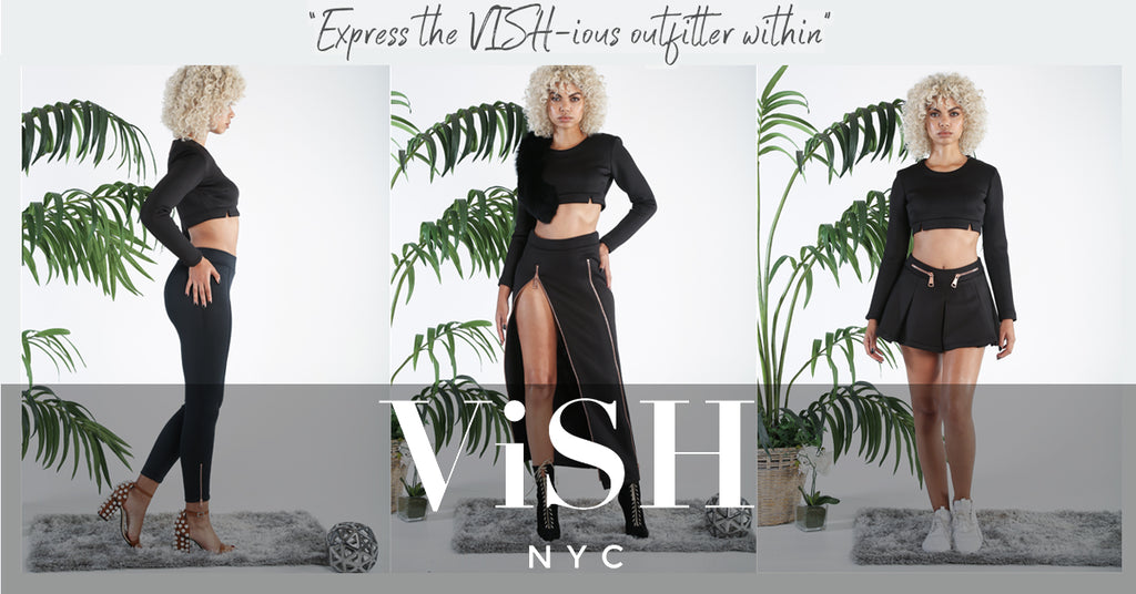 ViSH NYC Showroom