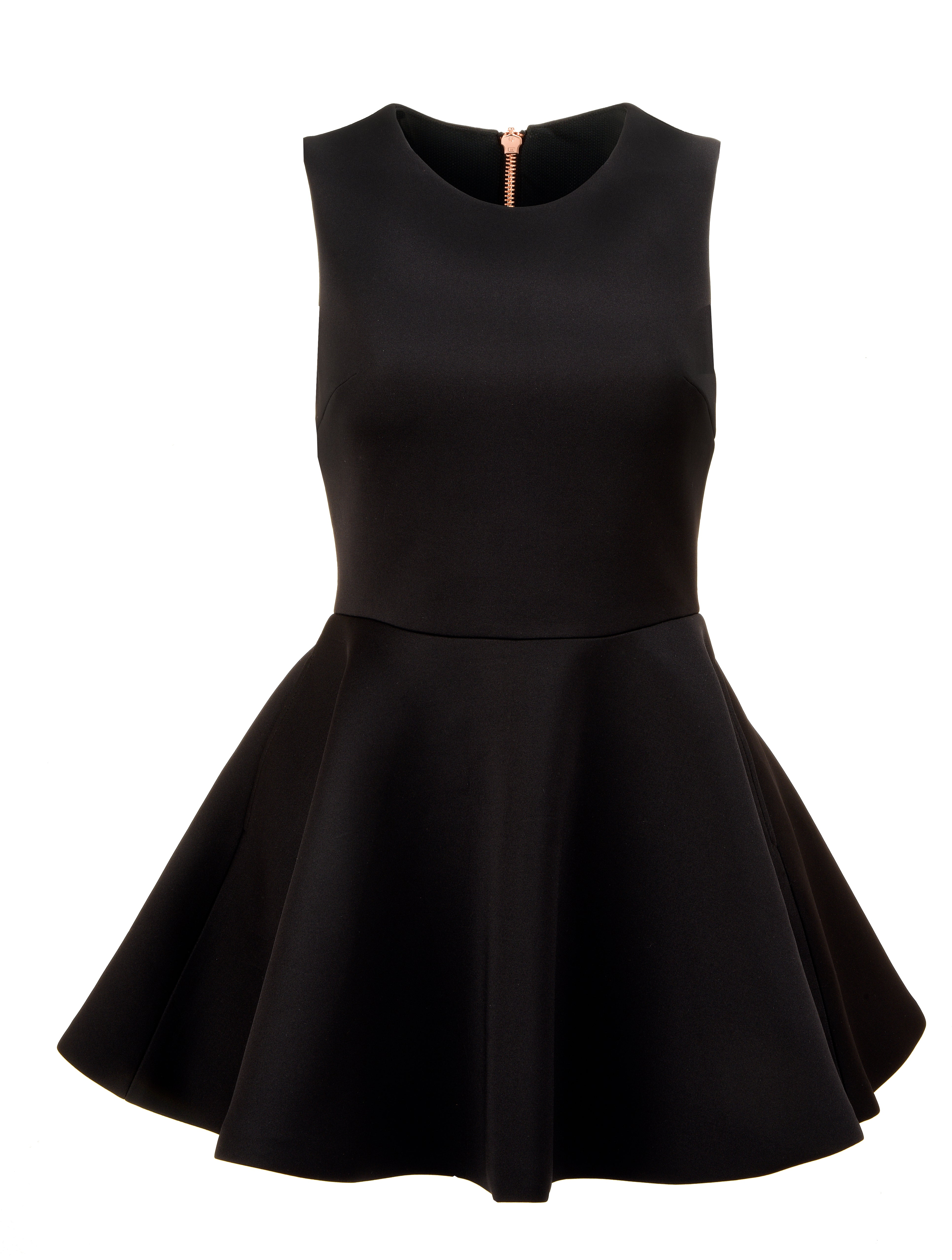 ViSH NYC | Mini Tennis Dress - Rose Gold zipper back - Lead-free zipper