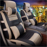 Microfiber Leather Seat Cover