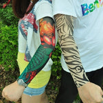 8pcs Body Art Arm Sleeves