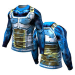Dragon Ball Z - Vegeta - 3D T-shirt