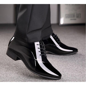 Italian Design  Luxury Pointed toe Shoes