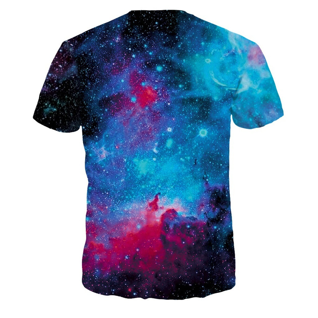 New Unisex Abstract/Galaxy/Flamingo Series T-Shirt