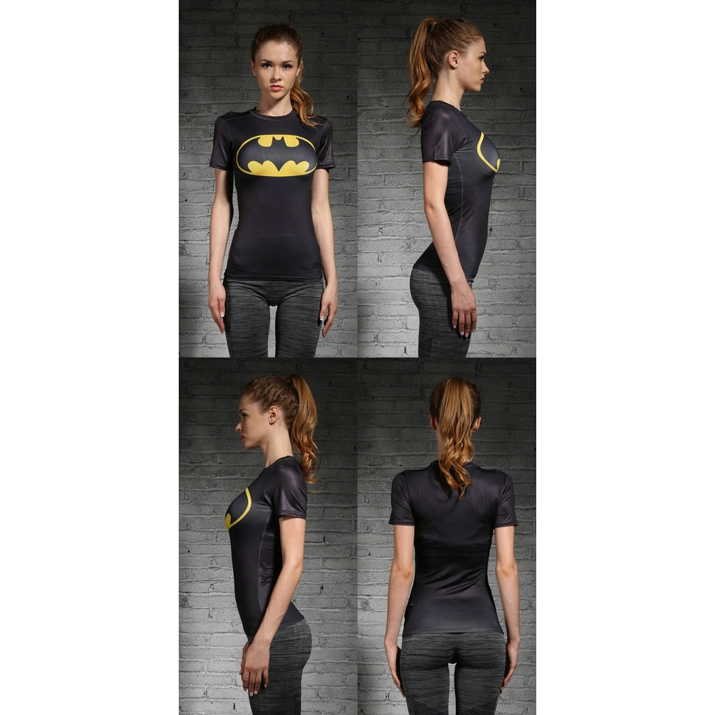 Super Hero Compression T-Shirts