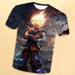 Dragon Ball Z Super Goku T-Shirt