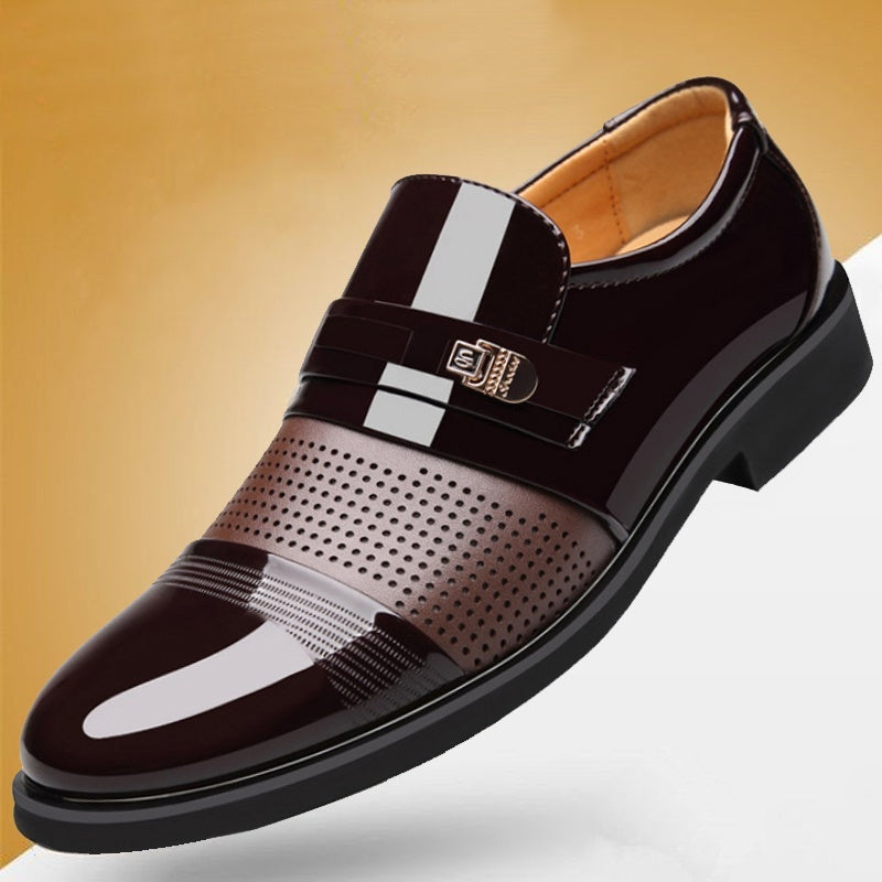 Men's Oxford Breathable  Dress Shoes