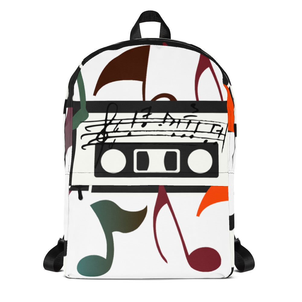 Music Note Backpack