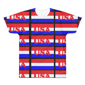 USA Printed T-Shirt