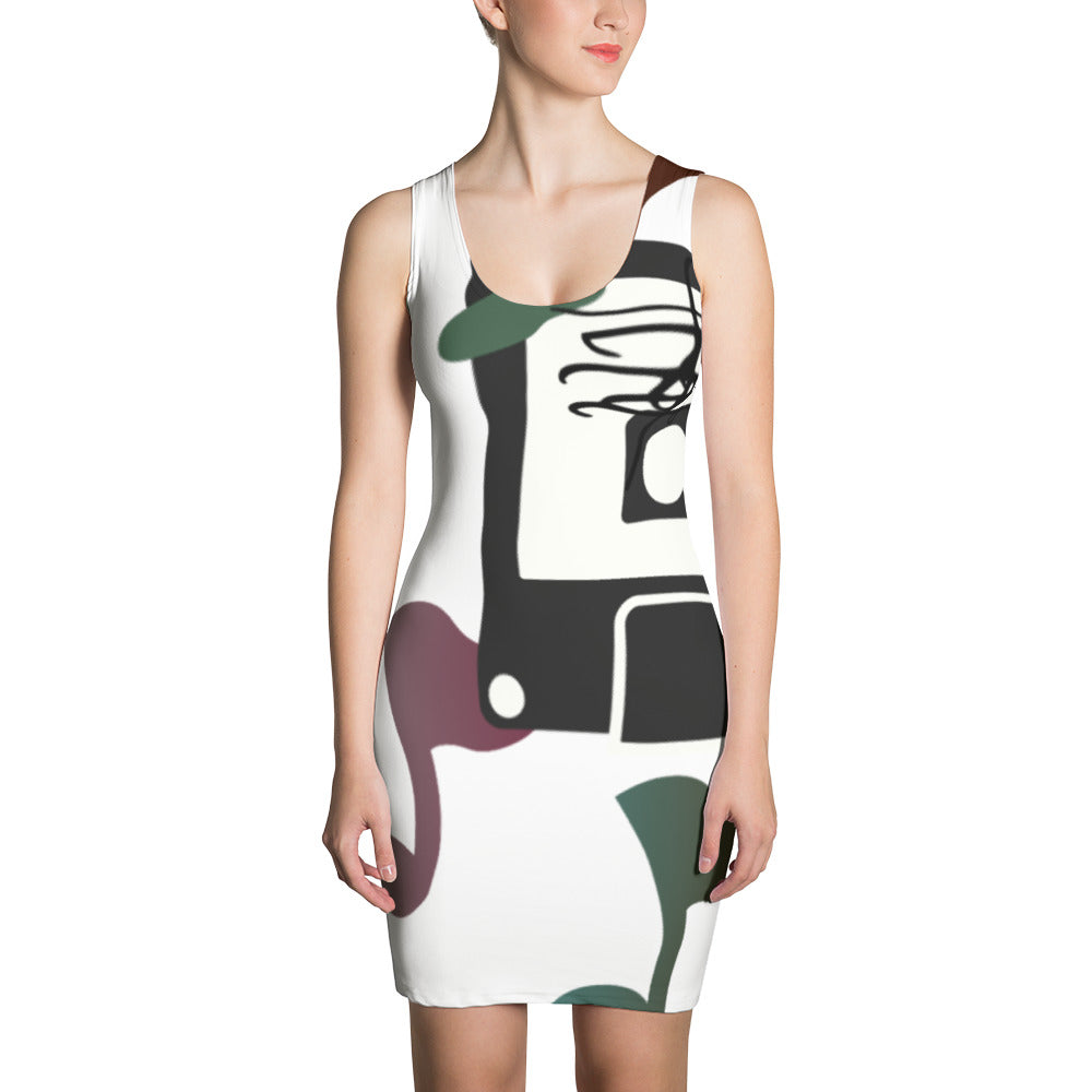 For The Love of Music Dress