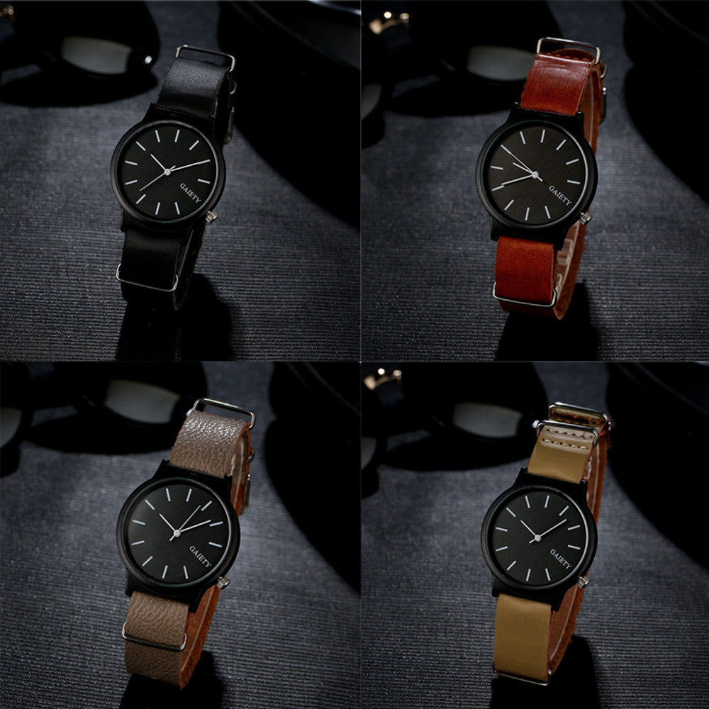 Retro Design Luxury Watch